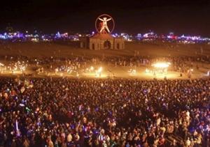 Burning Man Festivali bu yıl da iptal edildi
