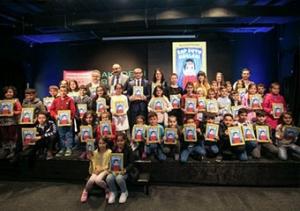 Çukurcalı 37 çocuk hayalini yazdı: Zap Suyu Düşleri