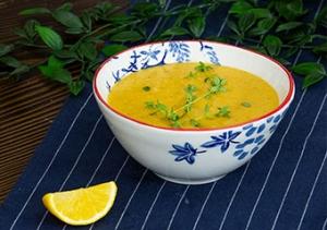 Ekşili mahtula çorbası tanımı