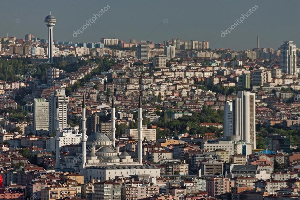 Ankaranın Gayrimenkul Yatırımlarında Öne Çıkan Semtleri